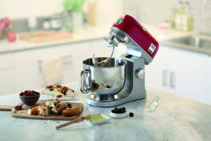 installer un robot pâtissier